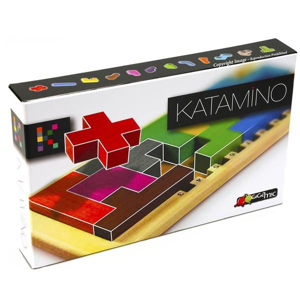 بازی فکری ژیگامیک مدل Katamino