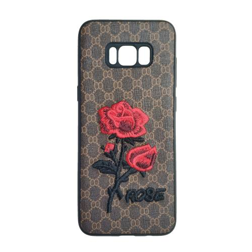 کاور مریت مدل Rose مناسب برای گوشی موبایل سامسونگ Galaxy S8 Plus