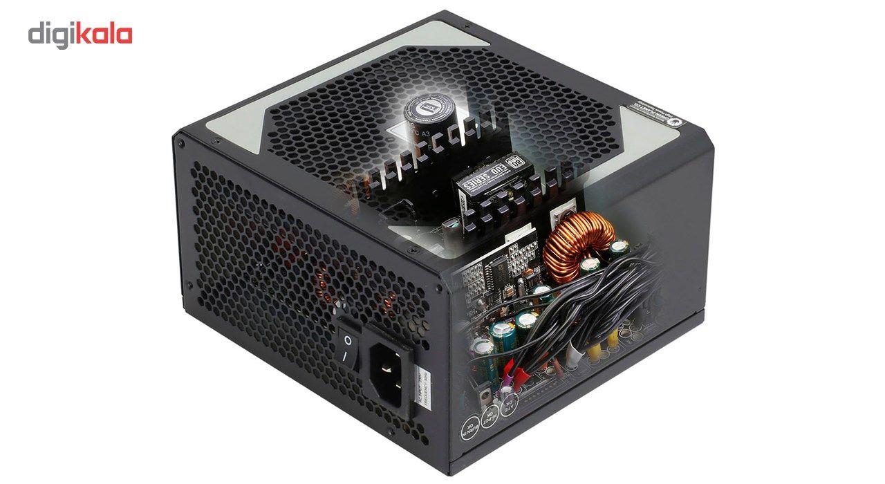 منبع تغذیه کامپیوتر گرین مدل GP430A-EUD main 1 3