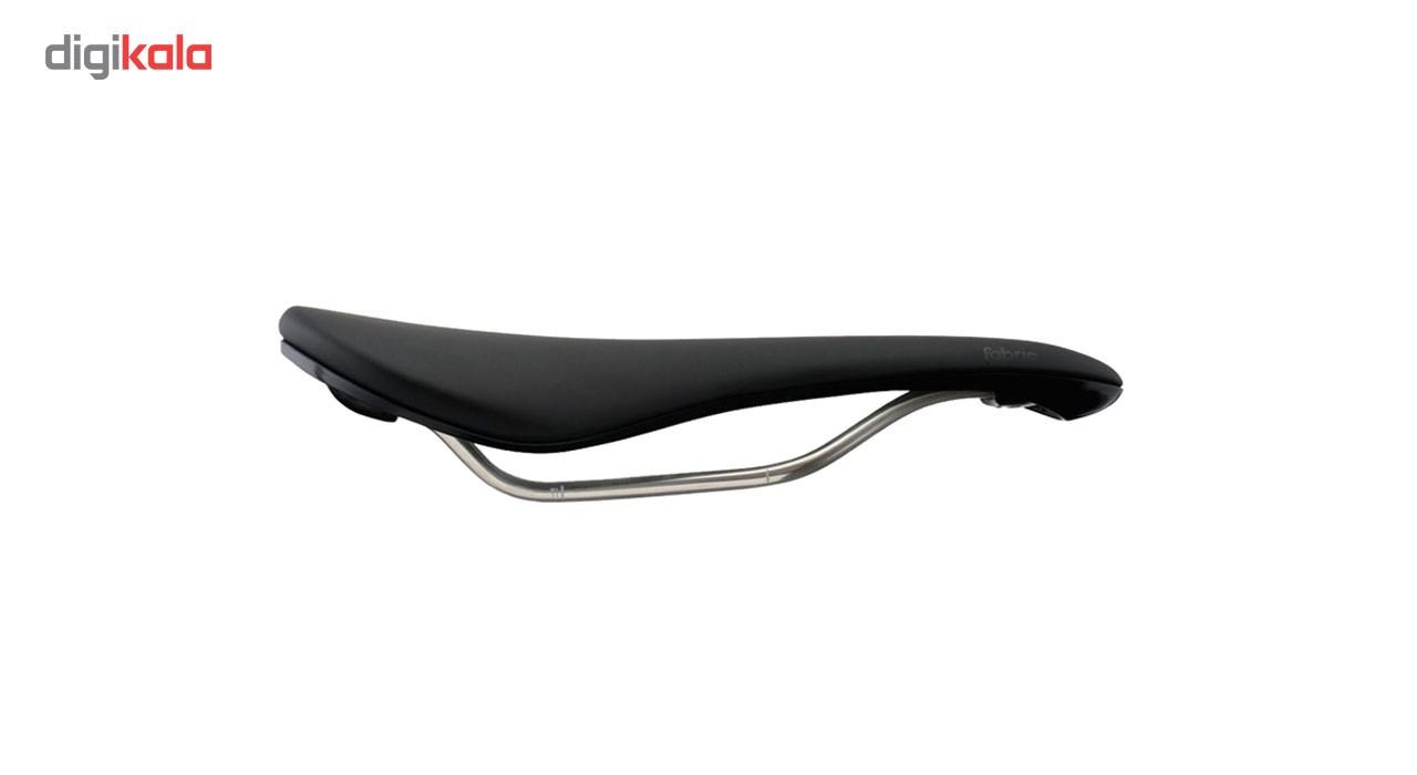 زین دوچرخه فابریک مدل Scoop Race Shallow Black