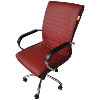 صندلی چرمی امید مدل CE416C