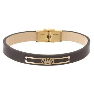 دستبند طلا 18 عیار ماهک مدل MB0835