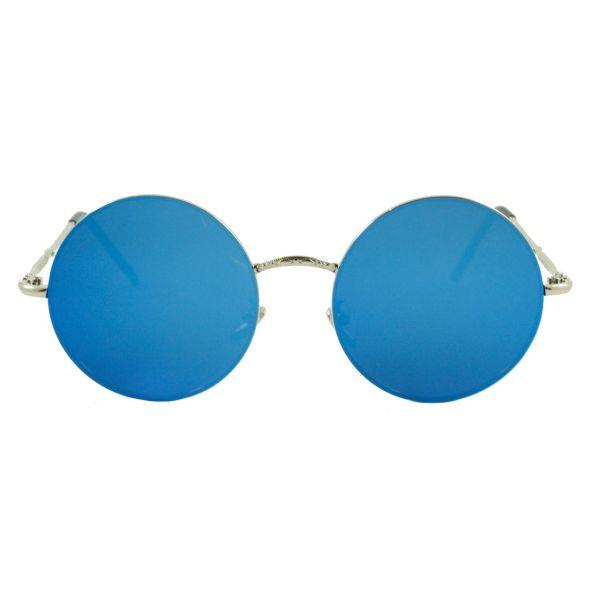 عینک آفتابی ویلی بولو مدل Pure Blue Round