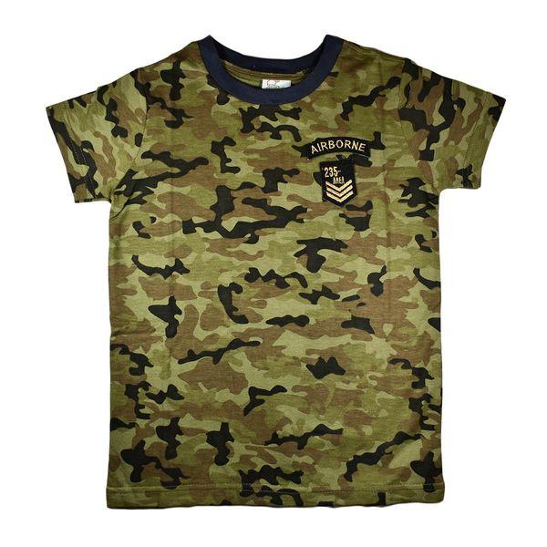 تی شرت پسرانه سوگلی مدل Armyshirt