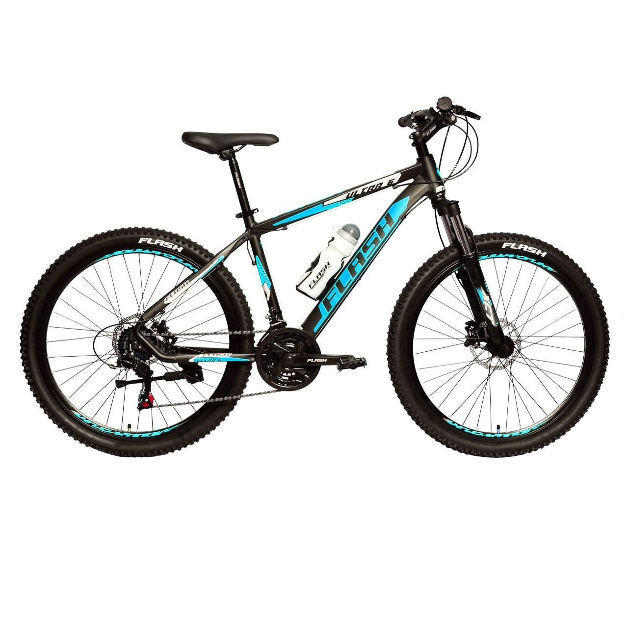 دوچرخه کوهستان فلش مدل ULTRA6 HYD سایز 26