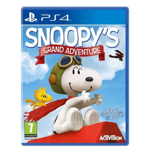 بازی Snoopys Grand Adventure مخصوص Ps4