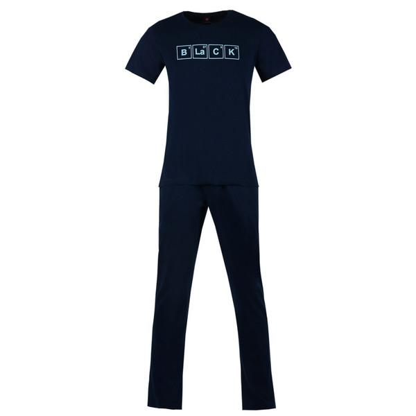 تی شرت و شلوار مردانه جی پی ای مدل 6456-4