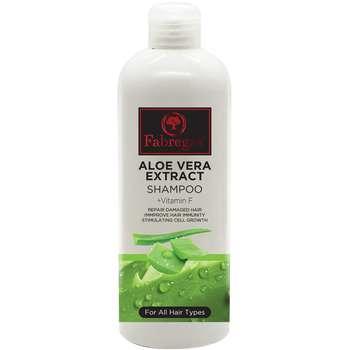 شامپو مو ویتامینه روزانه فابریگاس مدل Aloevera حجم 400 میلی لیتر