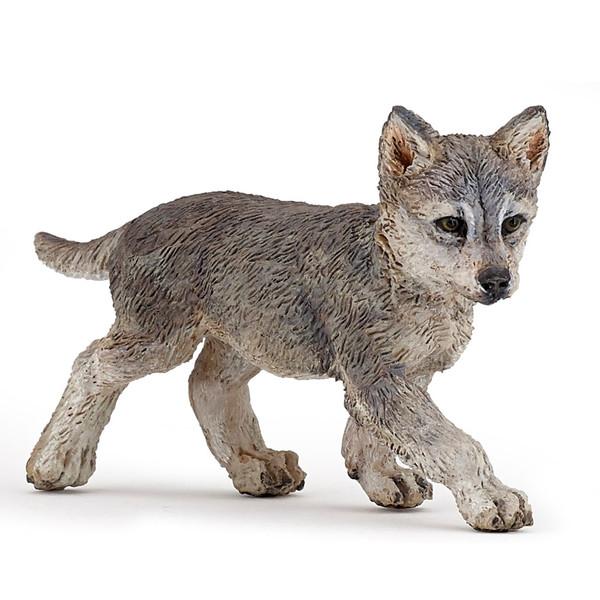 فیگور  پاپو مدل حیوان وحشی بچه گرگ