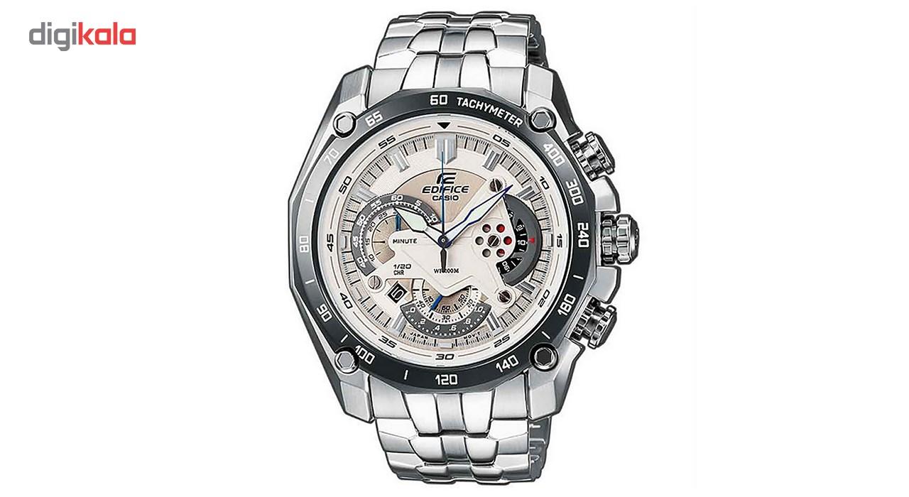 ساعت مچی عقربه ای مردانه کاسیو ادیفایس مدل EF-550D-7AVUDF              خرید (⭐️⭐️⭐️)