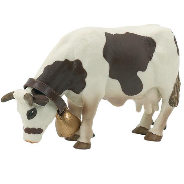فیگور  پاپو مدل حیوان مزرعه گاو زنگوله دار