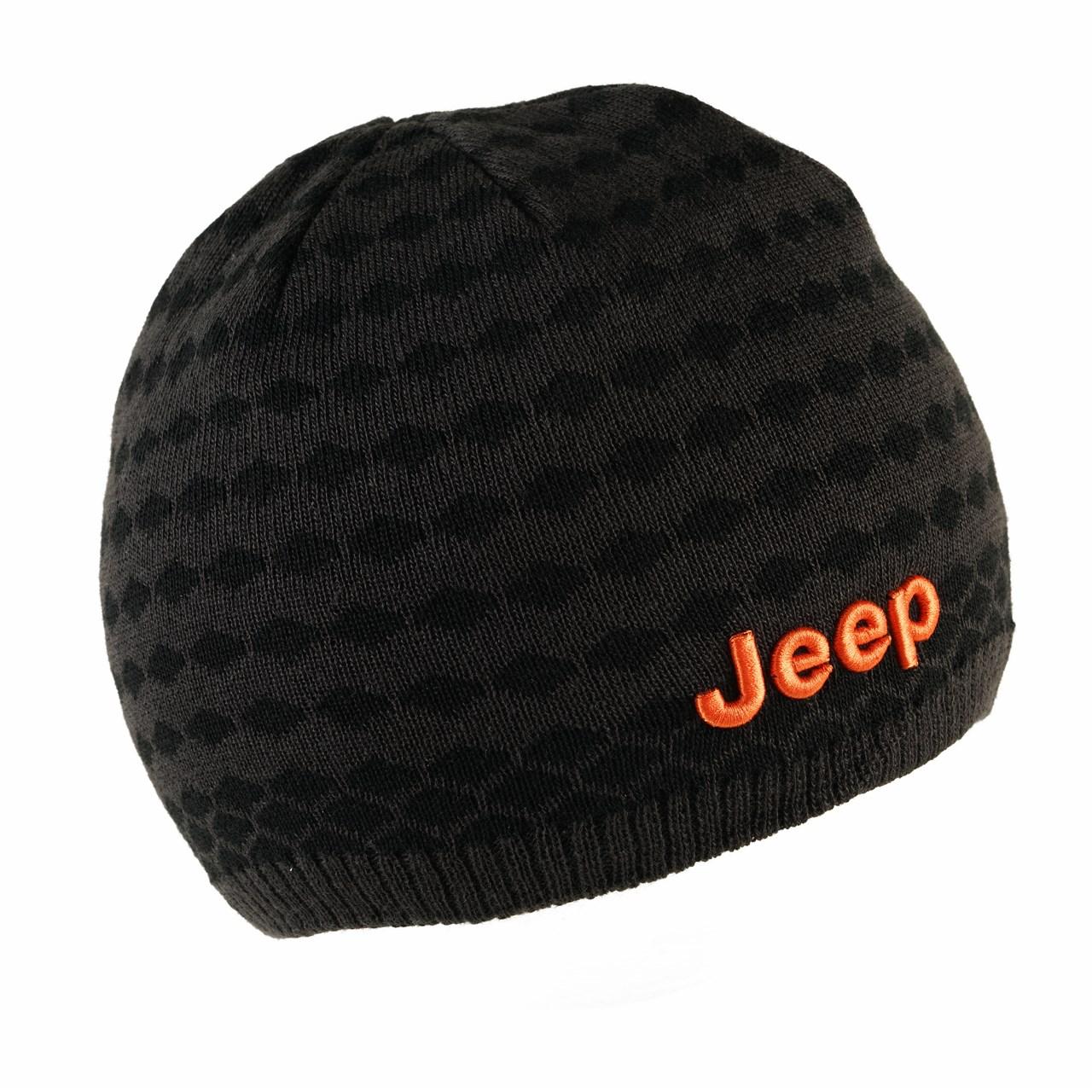 کلاه بافتنی جیپ مدل Jeep586