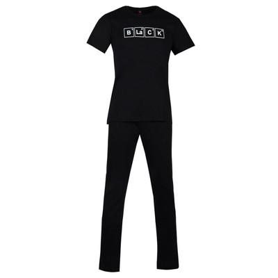 تصویر تی شرت و شلوار مردانه جی پی ای مدل 6456-2