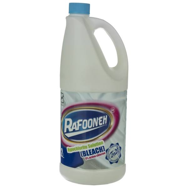 مایع سفید کننده رافونه مقدار 2000 گرم