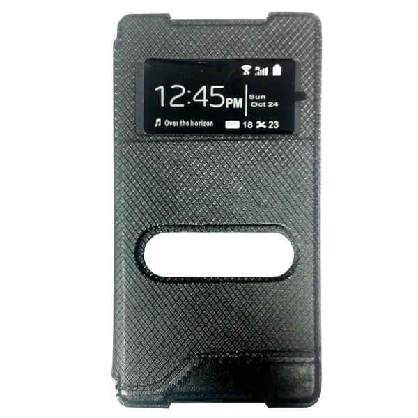 کیف کلاسوری مدل anti shock مناسب برای گوشی موبایل سونی Sony Z2