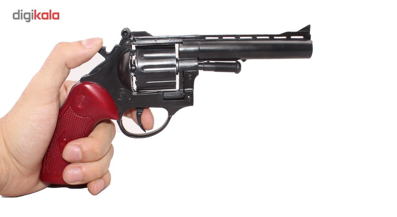 تفنگ اسباب بازی کلانتر مدل Loyalty main 1 2