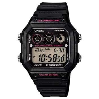 ساعت مچی دیجیتالی  کاسیو مدل AE-1300WH-1A2VDF
