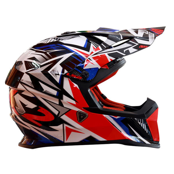 کلاه کاسکت ال اس تو مدل MX101