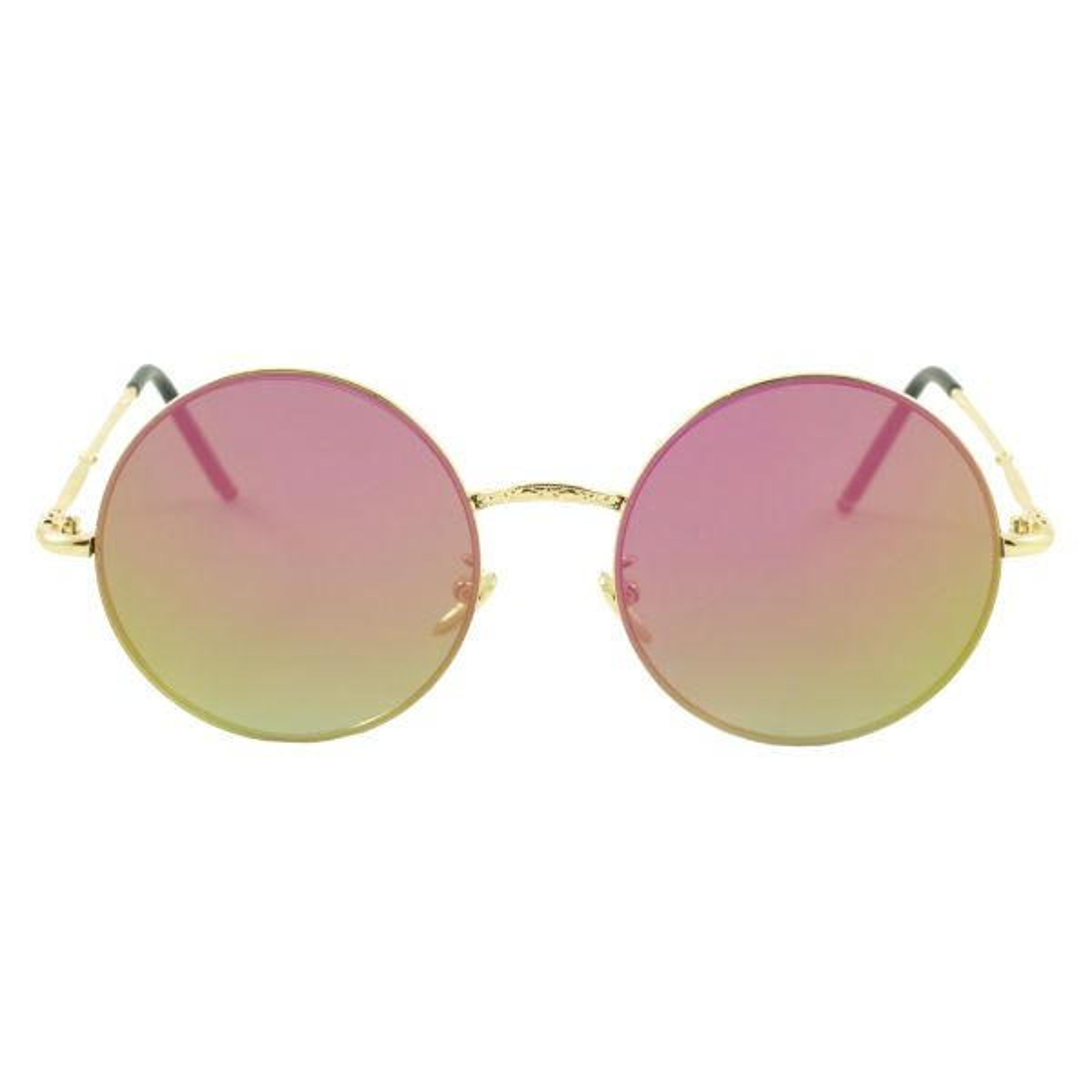 عینک آفتابی ویلی بولو مدل Pure Rose Gold Round