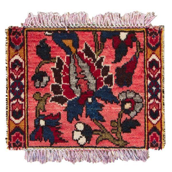 پادری فرش دستباف قدیمی کد 023