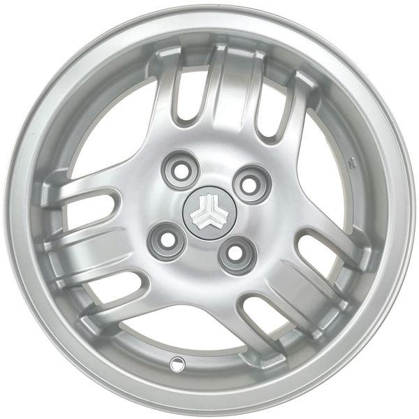 رینگ آلومینیومی چرخ مدل KW005 مناسب برای خودروی تیبا