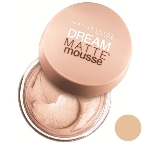 موس میبلین مدل Dream Matte Mousse Ivory 10