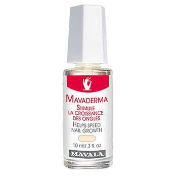 محلول محرک رشد ناخن ماوالا مدل Mavaderma حجم 10 میلی لیتر