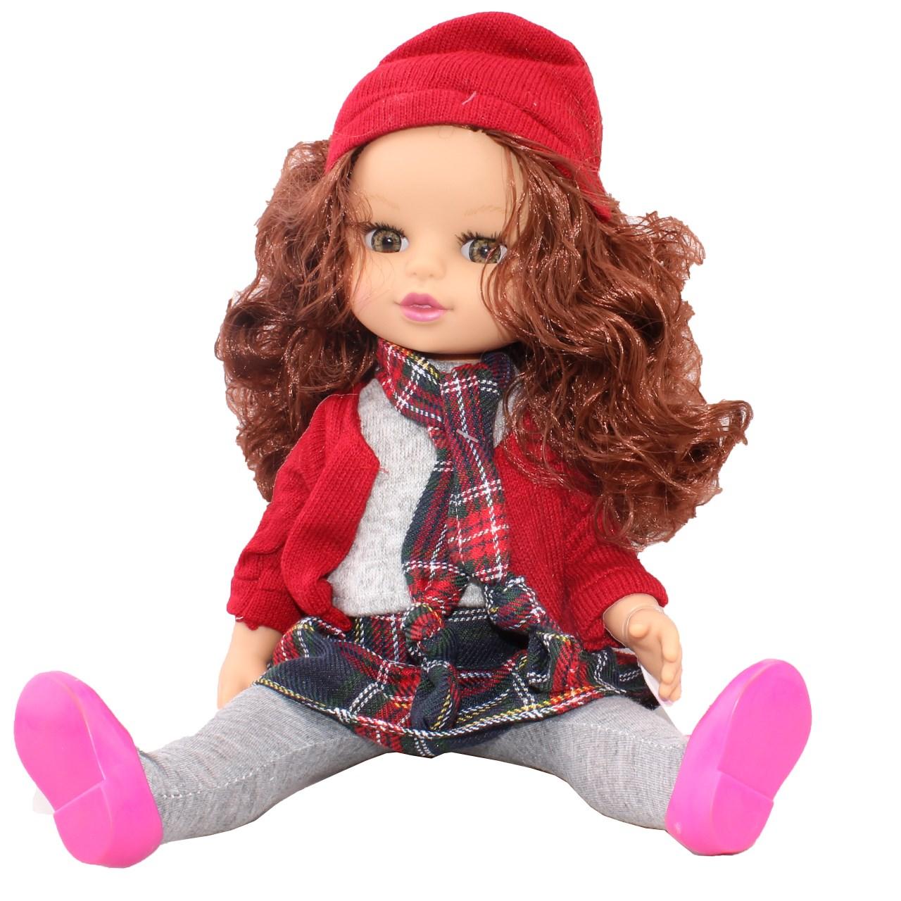 عروسک مدل Happy Girl