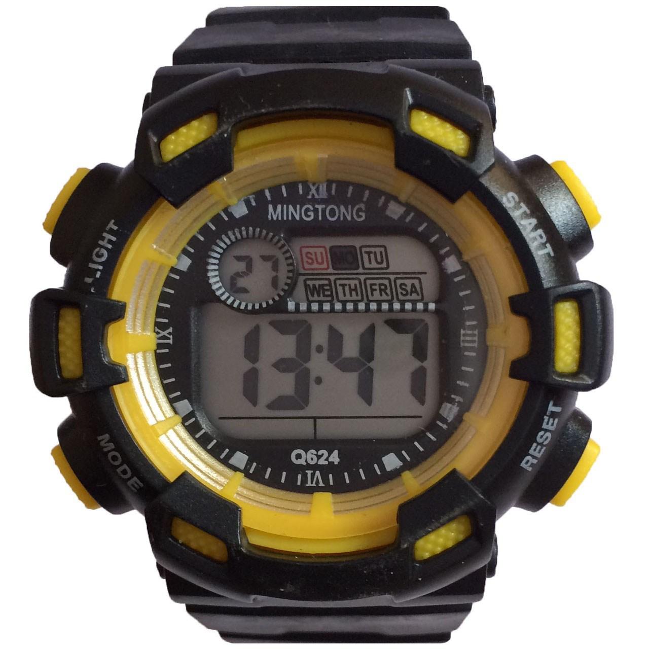 ساعت مچی دیجیتالی مینگ تانگ کد 06             قیمت