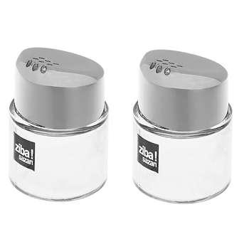 نمک پاش زیباسازان کد 13035 بسته 2 عددی