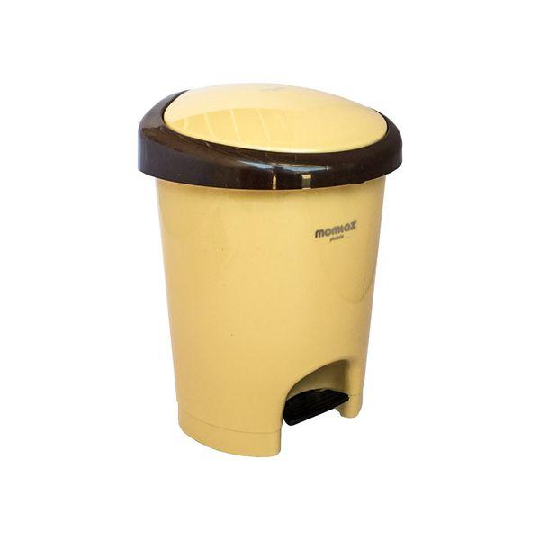 سطل زباله پدالی ممتاز پلاستیک مدل 820 ظرفیت 11.5 لیتر