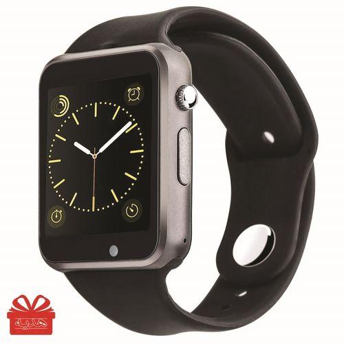 ساعت هوشمند کینگ تک مدل A1 به همراه محافظ صفحه نمایش و استند اختصاصی شیدتگ