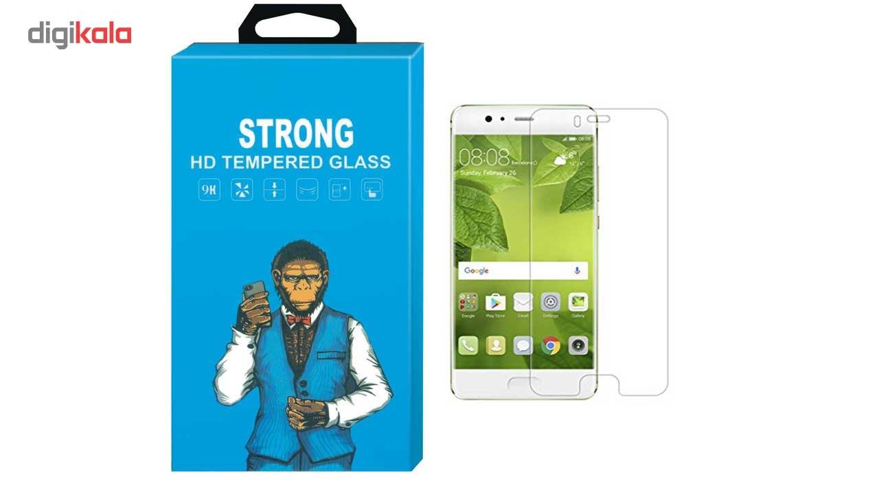 محافظ صفحه نمایش شیشه ای تمپرد مدل Strong مناسب برای گوشی هواوی P10 main 1 4