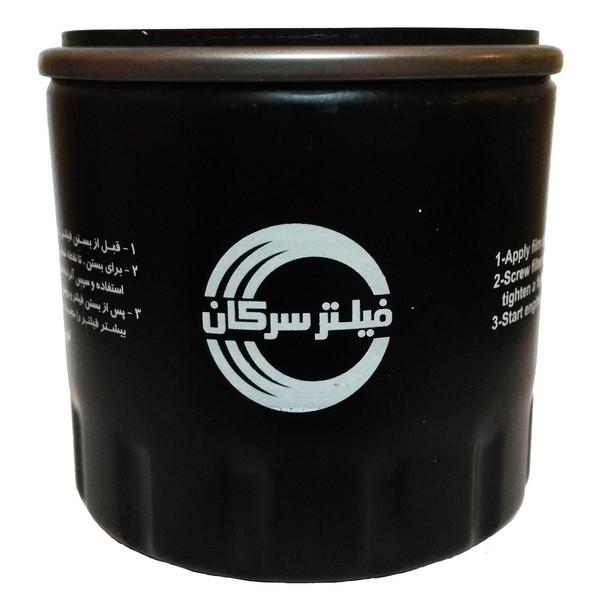 فیلتر روغن  سرکان مدل SF 7734 مناسب برای دوو