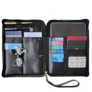 کیف دستی مدیریتی  چرم طبیعی دستدوز مژی مدل MSH