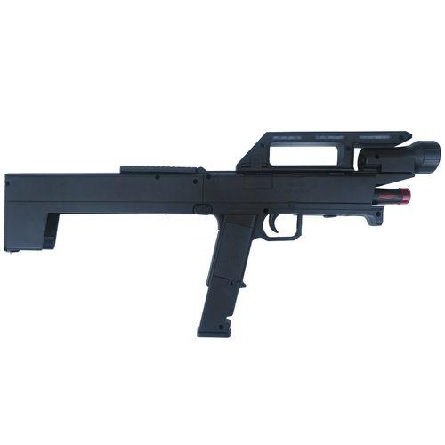 تفنگ اسباب بازی تاشو مدلFMG9 لیزری