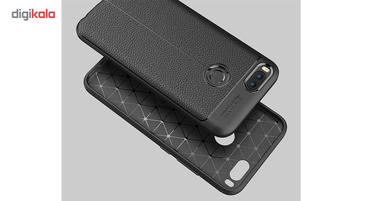 کاور اتوفوکس مدل leather مناسب برای گوشی شیائومی Mi A1 / Mi 5X main 1 2