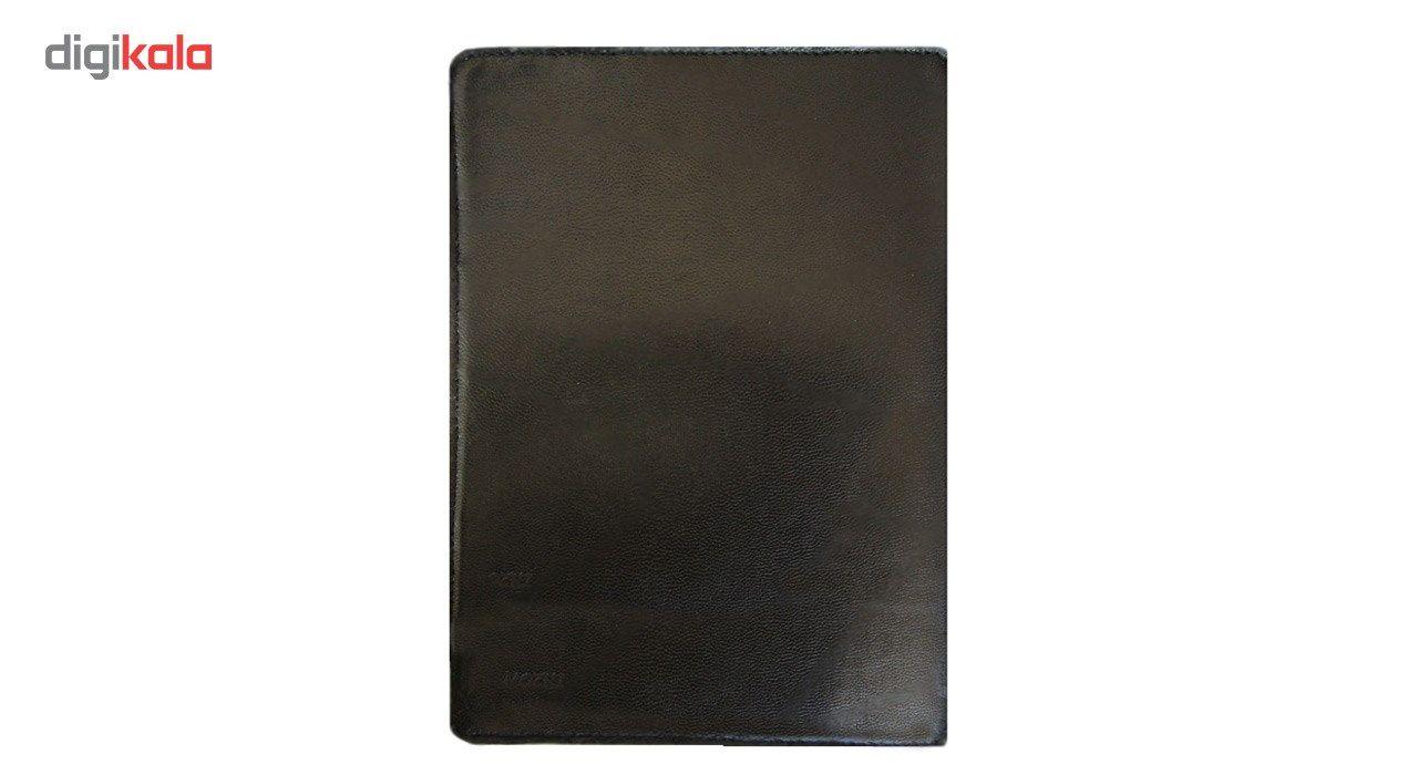کیف دستی مدیریتی  چرم طبیعی دستدوز مژی مدل MSH main 1 2