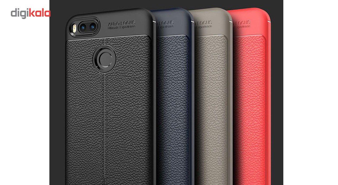 کاور اتوفوکس مدل leather مناسب برای گوشی شیائومی Mi A1 / Mi 5X main 1 3
