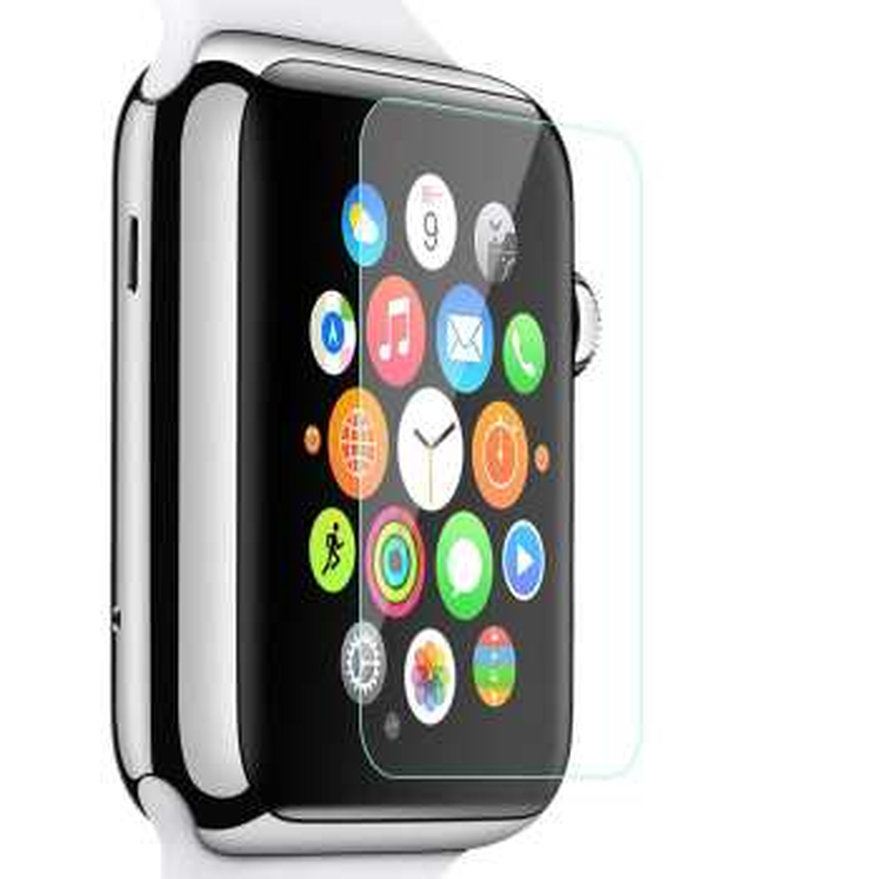 محافظ صفحه نمایش شیشه ای هوکو مدل Premium Product مناسب برای اپل واچ 38 میلی متر