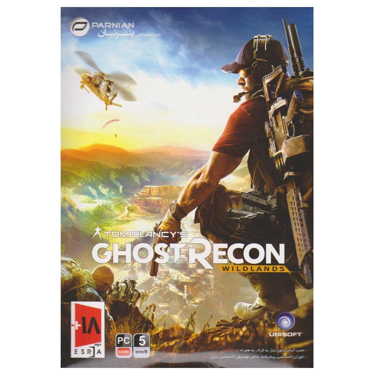 عکس بازی کامپیوتری Ghost Recon Wild Lands مخصوص PC
