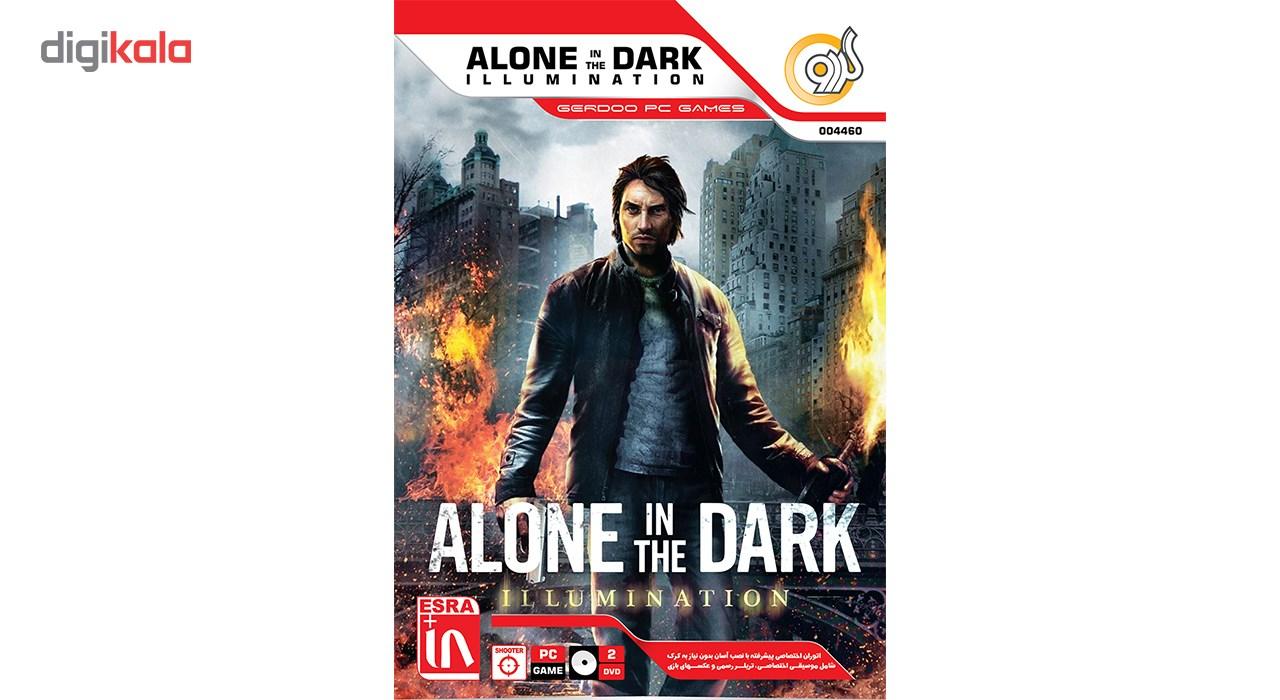 خرید اینترنتی بازی Alone In The Dark Illumination مخصوص PC اورجینال