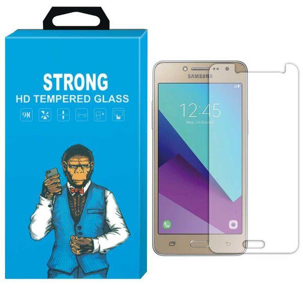 محافظ صفحه نمایش شیشه ای تمپرد مدل Strong مناسب برای گوشی  سامسونگ گلکسی Grand Prime Plus