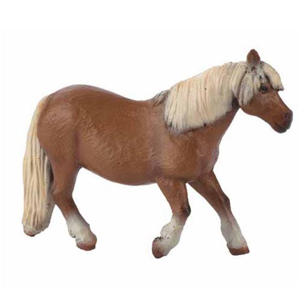فیگور پاپو مدل کره اسب شتلند