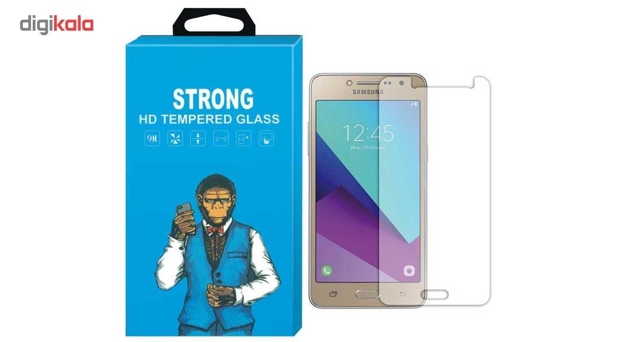 محافظ صفحه نمایش شیشه ای تمپرد مدل Strong مناسب برای گوشی  سامسونگ گلکسی Grand Prime Plus main 1 5