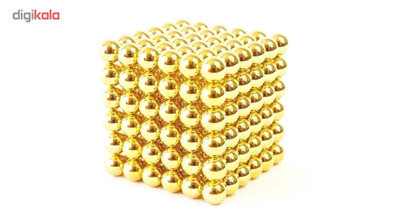 آهن ربای مدل کروی بسته 216 عددی main 1 2
