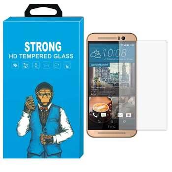 محافظ صفحه نمایش شیشه ای تمپرد مدل Strong مناسب برای گوشی  HTC One M9 Plus
