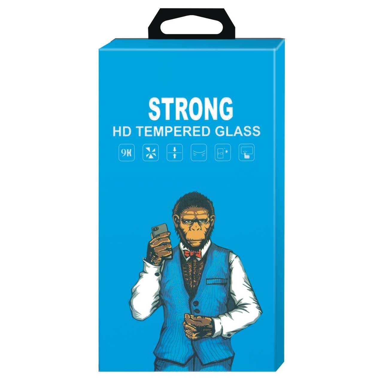 محافظ صفحه نمایش شیشه ای تمپرد مدل Strong مناسب برای گوشی سامسونگ گلکسی J5 Core