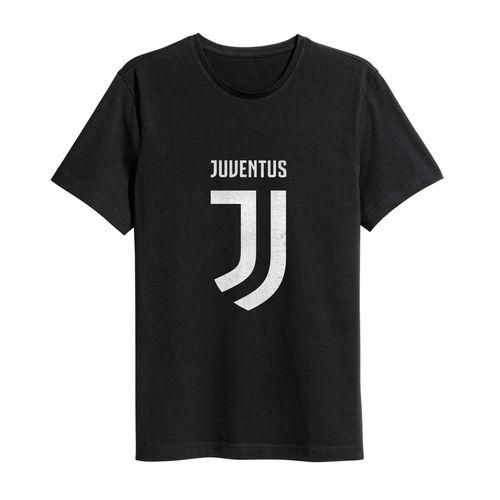 تی شرت نخی ورزشی ماسادیزان مدل یوونتوس کد 206