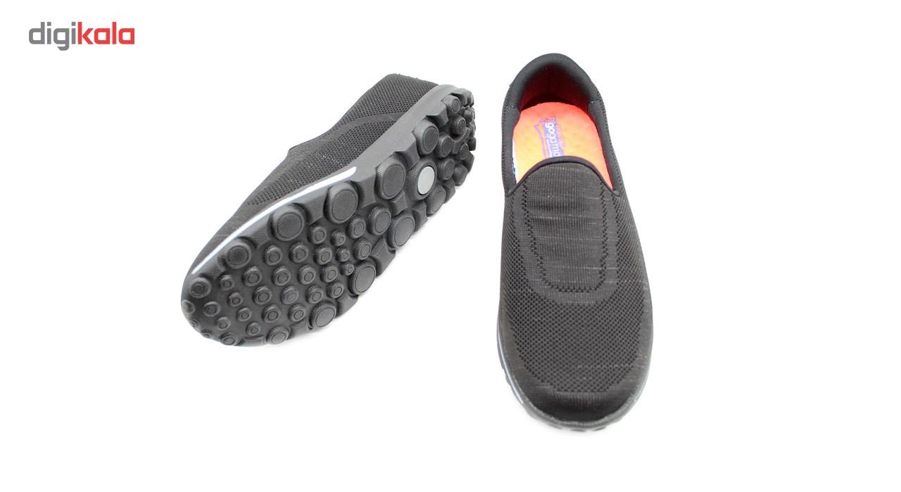 کفش مخصوص پیاده روی مردانه اسکات مدل بافتی کد2068